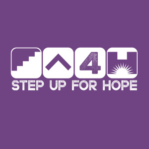 Step Up for Hope Logo